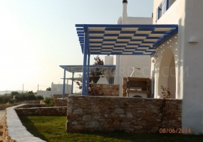 2 Bedrooms, Villa, Vacation Rental, 2 Bathrooms, Listing ID 1018, Paros, Greece,