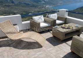 4 Bedrooms, Villa, Vacation Rental, 2 Bathrooms, Listing ID 1213, Amorgos, Greece,