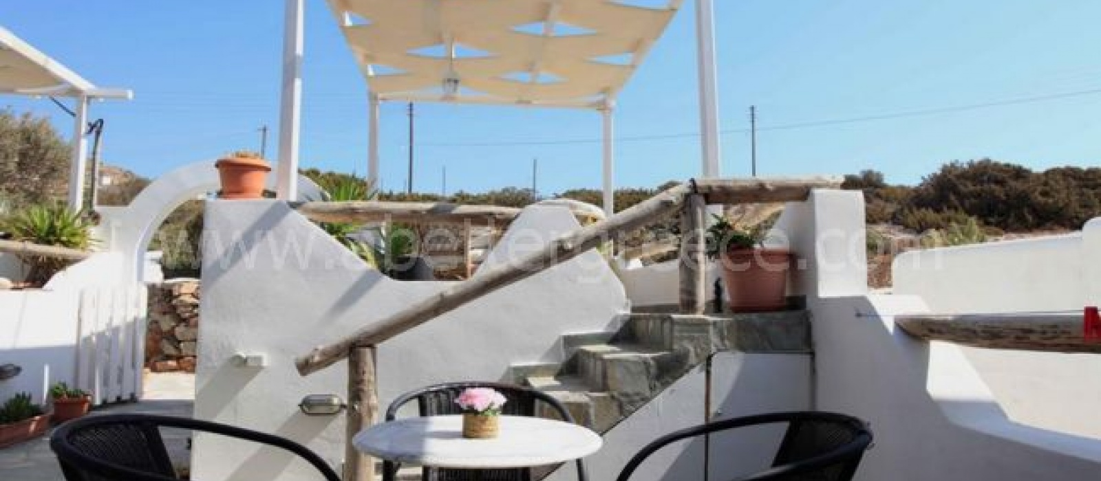 1 Bedrooms, Apartment, Vacation Rental, 1 Bathrooms, Listing ID 1224, Sikinos, Greece,