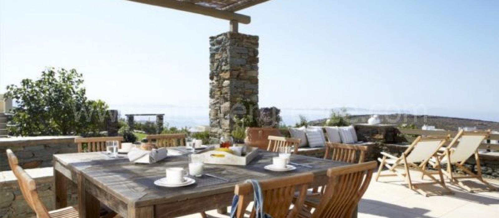 4 Bedrooms, Villa, Vacation Rental, 3 Bathrooms, Listing ID 1227, Tinos, Greece,