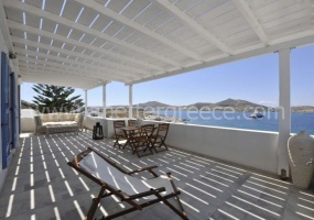 2 Bedrooms, Villa, Vacation Rental, 2 Bathrooms, Listing ID 1052, Paros, Greece,