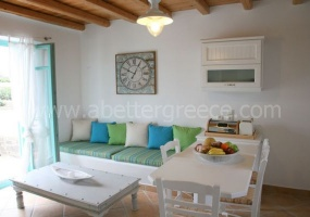 2 Bedrooms, Villa, Vacation Rental, 2 Bathrooms, Listing ID 1063, Paros, Greece,