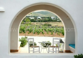 3 Bedrooms, Villa, Vacation Rental, 2 Bathrooms, Listing ID 1066, Paros, Greece,