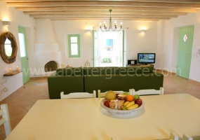 4 Bedrooms, Villa, Vacation Rental, 3 Bathrooms, Listing ID 1068, Paros, Greece,