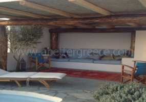 3 Bedrooms, Villa, Vacation Rental, 3 Bathrooms, Listing ID 1082, Antiparos, Greece,